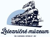 Logo Zeleznicne muzeum Slovenskej Republiky